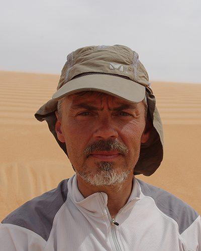 Keynotepuhuja, seikkailujuoksija Jukka Viljanen