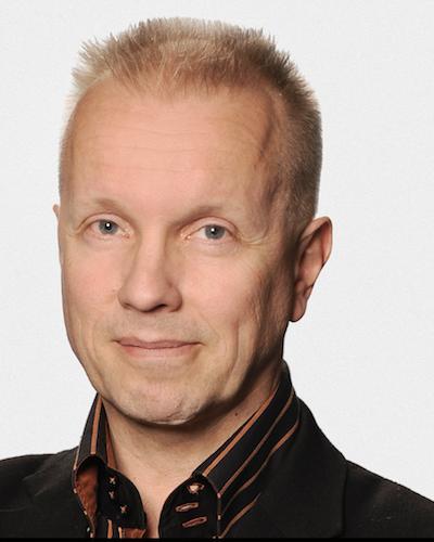 Keynotepuhuja, tulevaisuustutkija Ilkka Halava