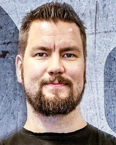 Keynotepuhuja Joni Jaakkola