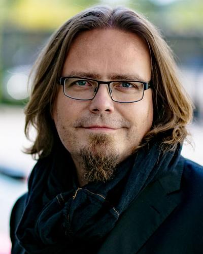 Keynotepuhuja Tomi Teikko