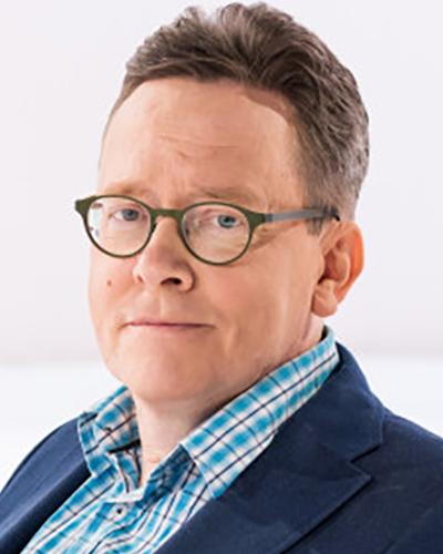Keynotepuhuja Timo Honkela