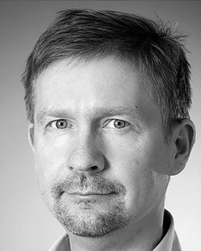 Keynotepuhuja Markus Jäntti