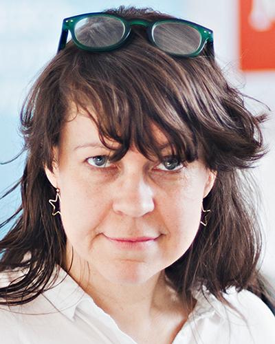 Keynotepuhuja Pauliina Seppänen - puhuja, juontaja, moderaattori tapahtumaan.