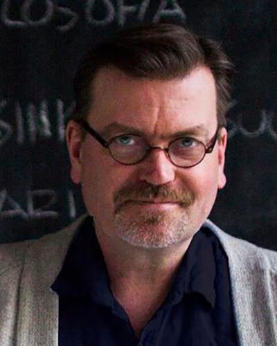 Keynotepuhuja Jukka Relander