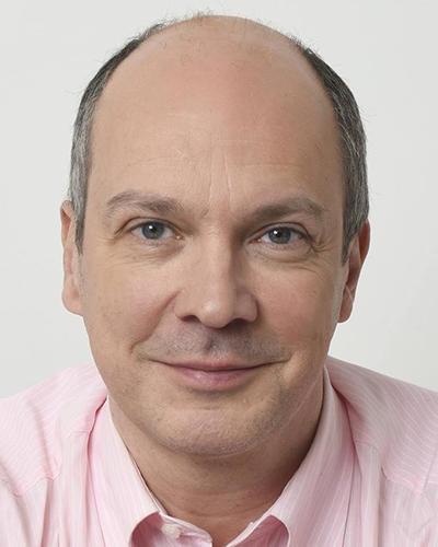 Keynotepuhuja Pekka Seppänen