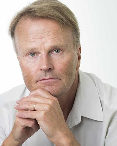Keynotepuhuja Juha Siltala