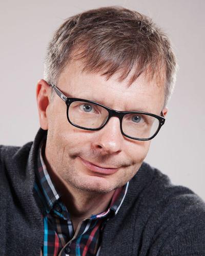 Keynotepuhuja Heikki Hiilamo
