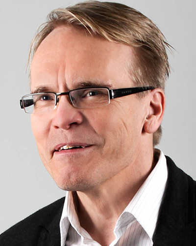 Keynotepuhuja Markku Vierula