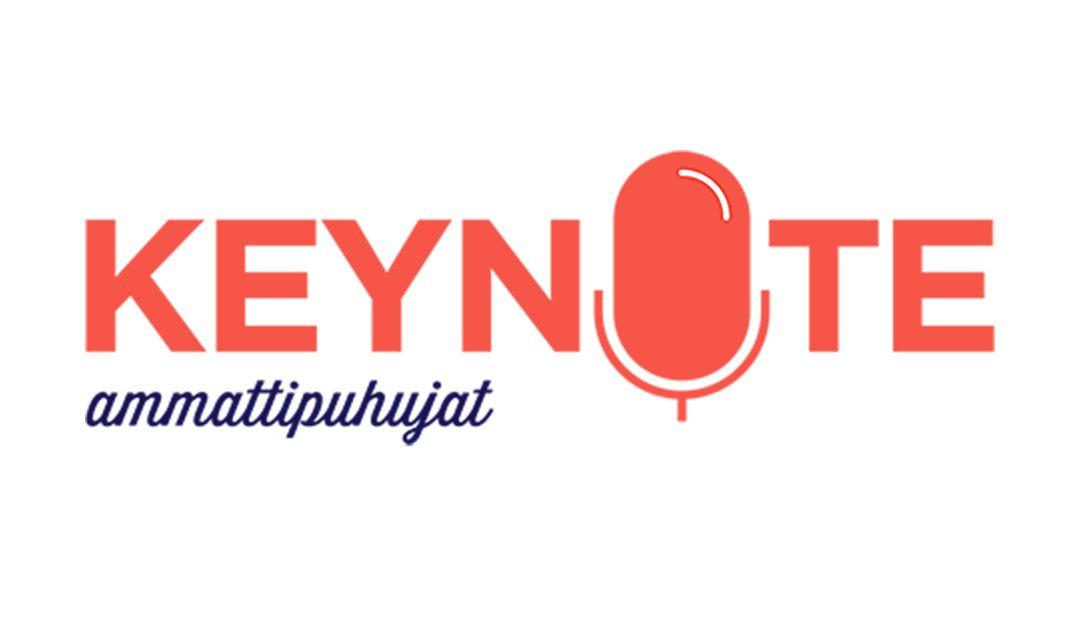 Keynote.fi – Suomen ensimmäinen digiajan puhujatoimisto