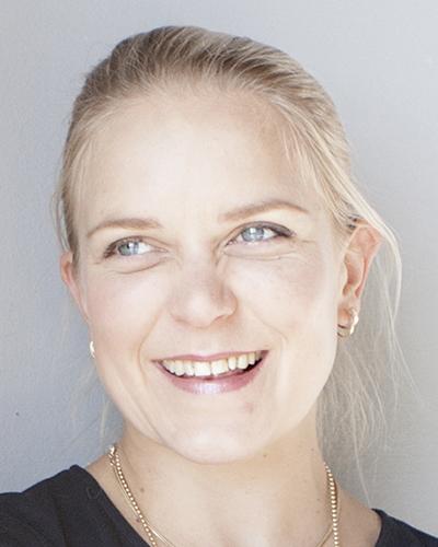 Keynotepuhuja Karoliina Jarenko