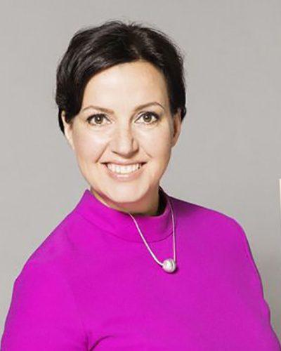 Keynotepuhuja Unna Lehtipuu