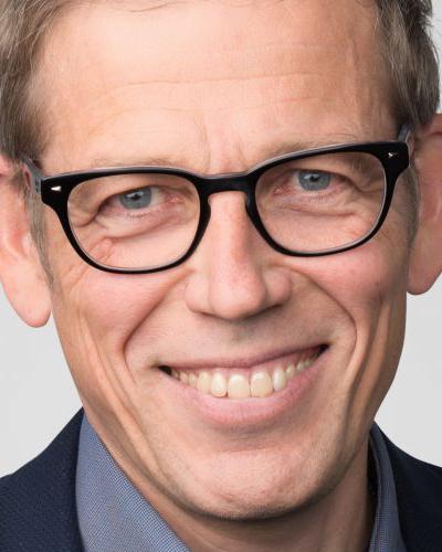 Keynotepuhuja Kimmo Rönkä
