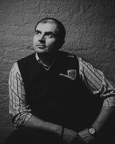 Ali Giray - keynotepuhuja, puhuja, juontaja, moderaattori tapahtumaan.