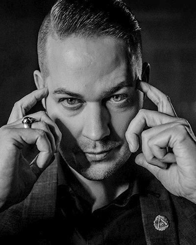 Mentalisti Jose Ahonen - keynotepuhuja, puhuja, juontaja, moderaattori tapahtumaan.